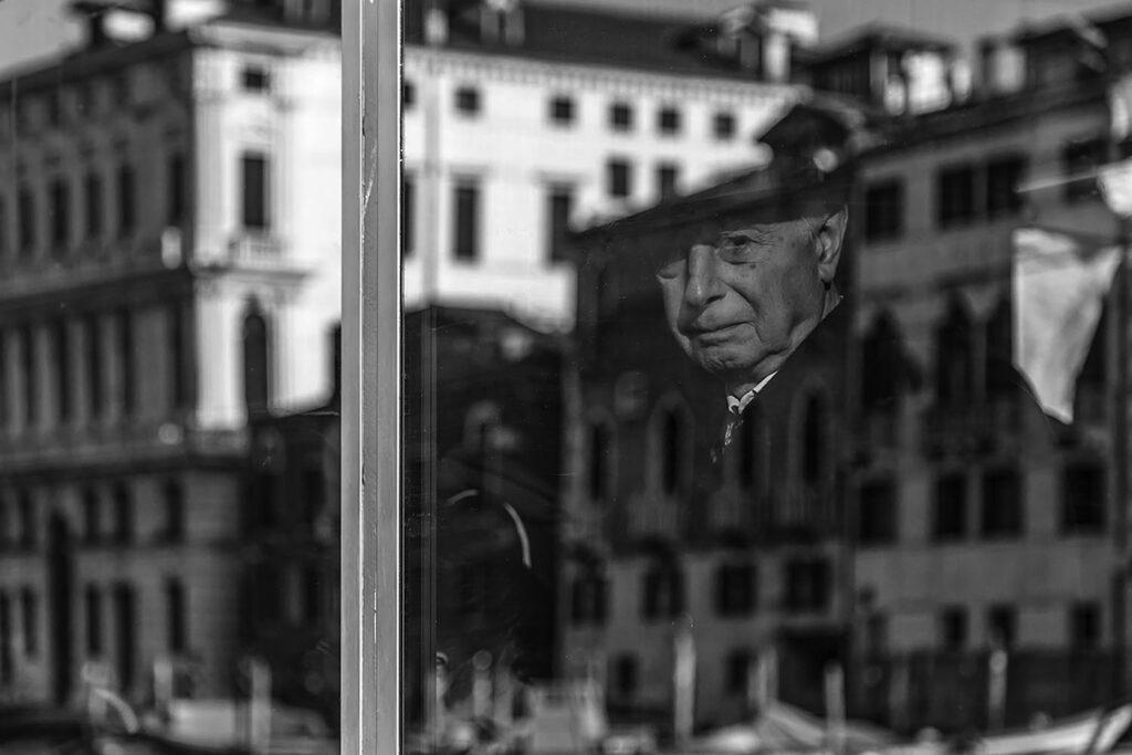 """Venice reflection"" by Ginger Werz-Petricka of NVPS"