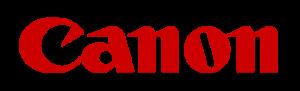 Canon Logo Red