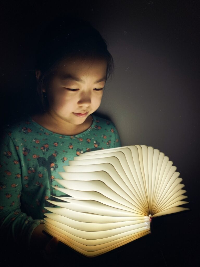 Wonders of Books by Ashley Chang